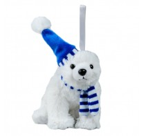 Maskotka Polar Bear