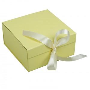 Składane pudełko na prezenty