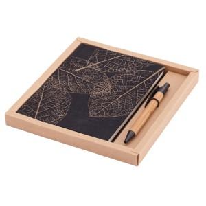 Zestaw Porto - notes z długopisem