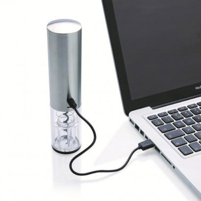 Elektryczny korkociąg USB