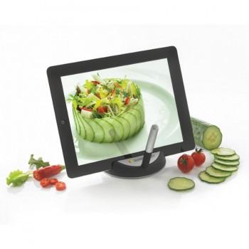 Podstawka pod tablet i touch pen Chef.