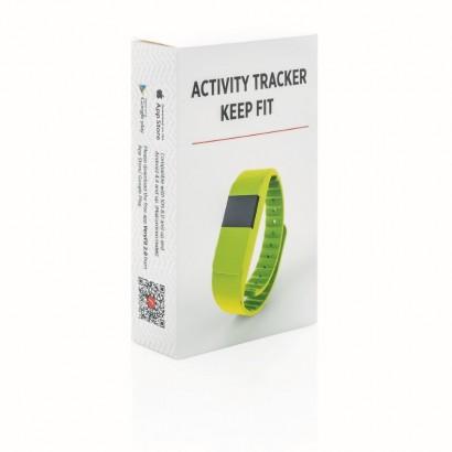 Monitor aktywności Keep Fit