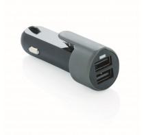 Swiss Peak wielofunkcyjna ładowarka samochodowa USB
