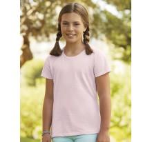 Dziewczęcy t-shirt Sofspun®