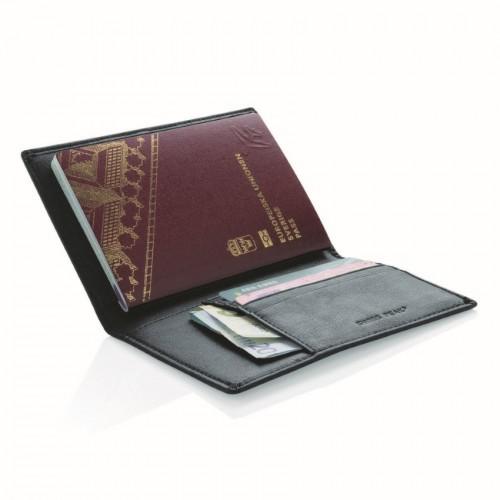Etui na paszport Swiss Peak, ochrona RFID