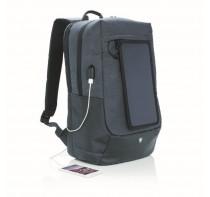 Swiss Peak plecak na laptopa, ładowarka słoneczna
