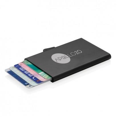 Etui na karty z ochroną RFID C-Secure