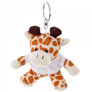 Gracie, pluszowa żyrafa, brelok