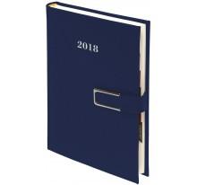 Kalendarz Książkowy A4 Cross z magnesem