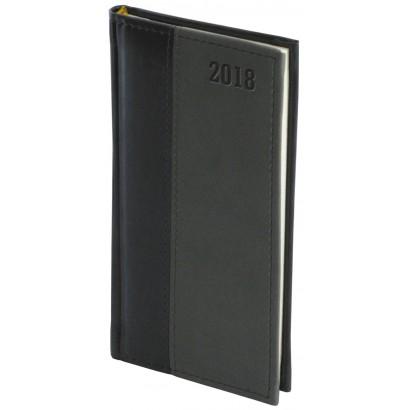 Kalendarz Książkowy A6 nebraska przeszywany