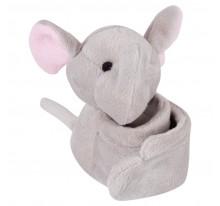 Manny, pluszowa opaska zwijana słoń