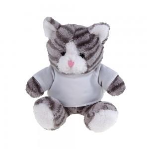 Merlin, pluszowy kotek