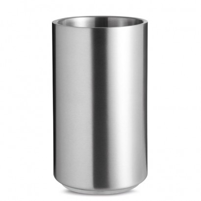 Okragły chłodzący pojemnik ze stali