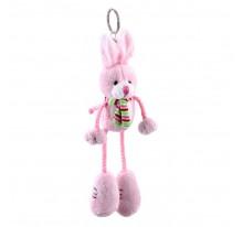 Race, pluszowy królik, brelok