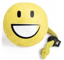 """Składana torba na zakupy """"uśmiechnięta buzia"""""""