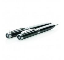 Swiss Peak zestaw piśmienny, długopis i pióro kulkowe, touch pen