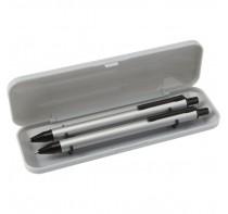 Zestaw piśmienny, długopis i ołówek mechaniczny