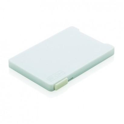 Etui na karty z ochroną RFID przed skimmingiem