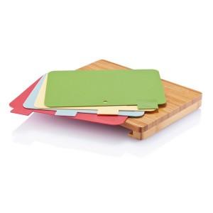 Zestaw higienicznych desek do krojenia