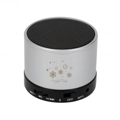 Głośnik Bluetooth 3W z motywem świątecznym