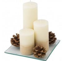 Zestaw świeczek