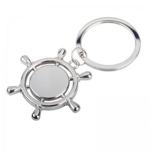 Brelok metalowy Steering Wheel
