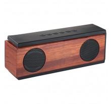 Drewniany głośnik na Bluetooth