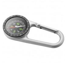 Kompas z karabińczykiem