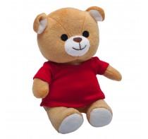 Maskotka Dressed Teddy