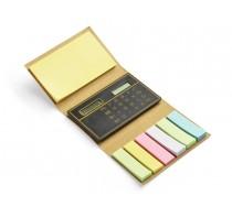 Karteczki samoprzylepne z kalkulatorem