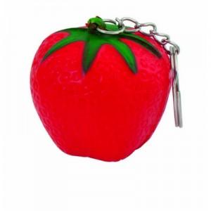 Brelok do kluczy, zabawka antystresowa owoc/ warzywo