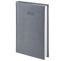 Kalendarz A5, Aluminium, dzienny
