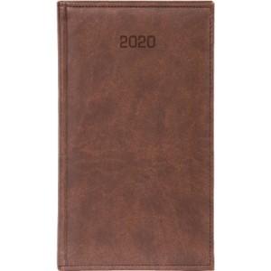 Kalendarz B6 dzienny VIVELLA 352 strony