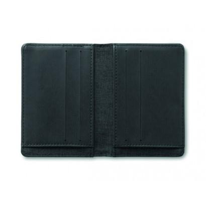 Etui na karty/wizytówki z zabezpieczeniem RFID
