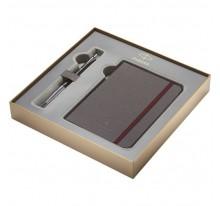 Pudełko na zestaw upominkowy z notesem