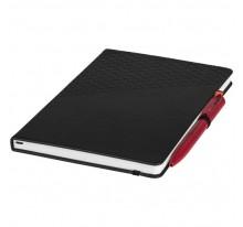 Pudełko upominkowe na notes A5 i długopis