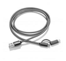 Kabel USB 2 w 1