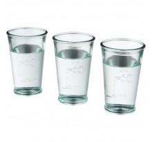 Szklanki do wody 3 szt