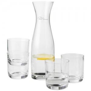 Karafka Prestige i 4 szklanki