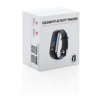 Monitor aktywności Colour Fit