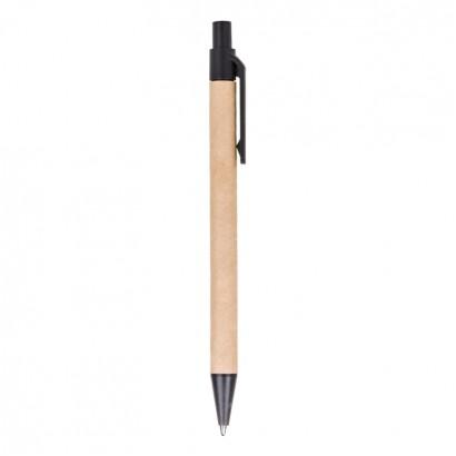 Notatnik (kartki w linie) z długopisem
