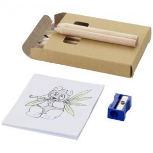 Zestaw do malowania i rysunku 8-częściowy