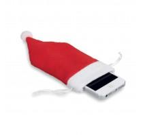 """Etui na telefon, pokrowiec """"czapka Świętego Mikołaja"""""""