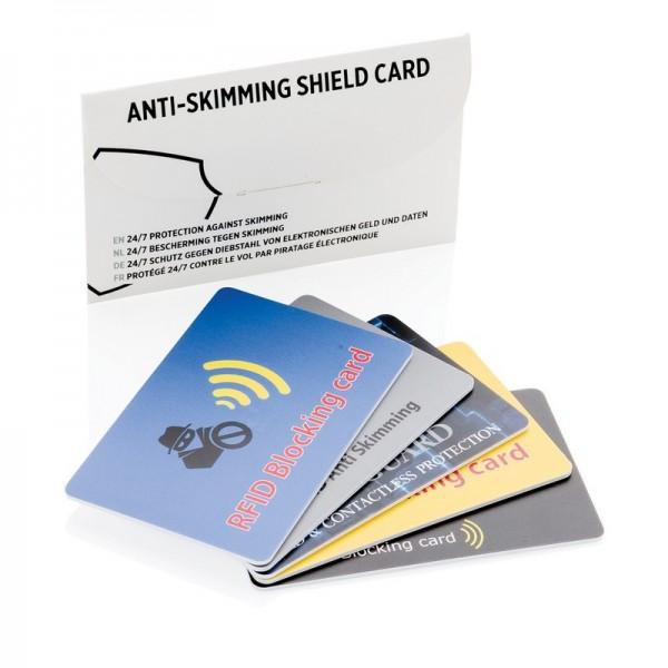 Karta, ochrona przed RFID