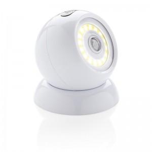 Lampka COB 360 z czujnikiem ruchu