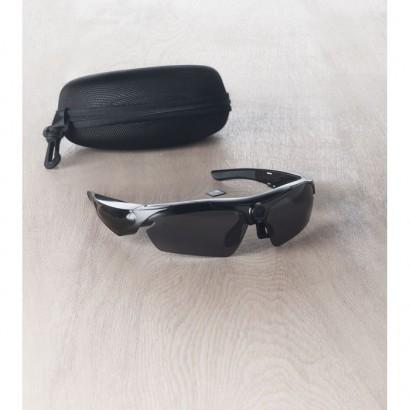 Okulary z aparatem