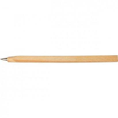 Długopis stolarski, linijka Saffron