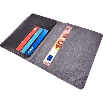 Etui na karty kredytowe i paszport, ochrona przed RFID