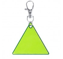 Brelok do kluczy trójkąt