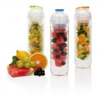 Butelka sportowa, pojemnik na lód lub owoce